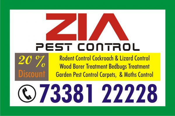 Pest Control | Sanitization Services for Restaurant | 1592 |