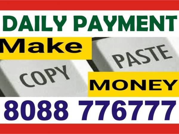 Bangalore Copy paste jobs | Daily Income  | 1707 | Work Daily  Earn Daily