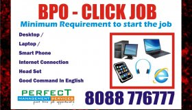 Home based BPO job | Earn Daily Rs. 500/- cash Through Mobile Phone | 1872