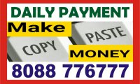 Copy paste work | Tips to make income | Jobs near me | 1237 |