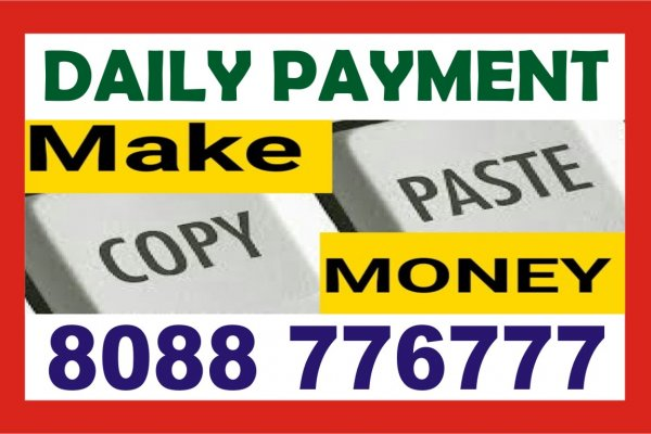Tips to make daily Income Copy paste 8088776777 Daily payout jobs 1028