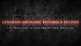 Canadian Mechanic Becomes A Soldier With Ukraine Airborne Storm Brigade